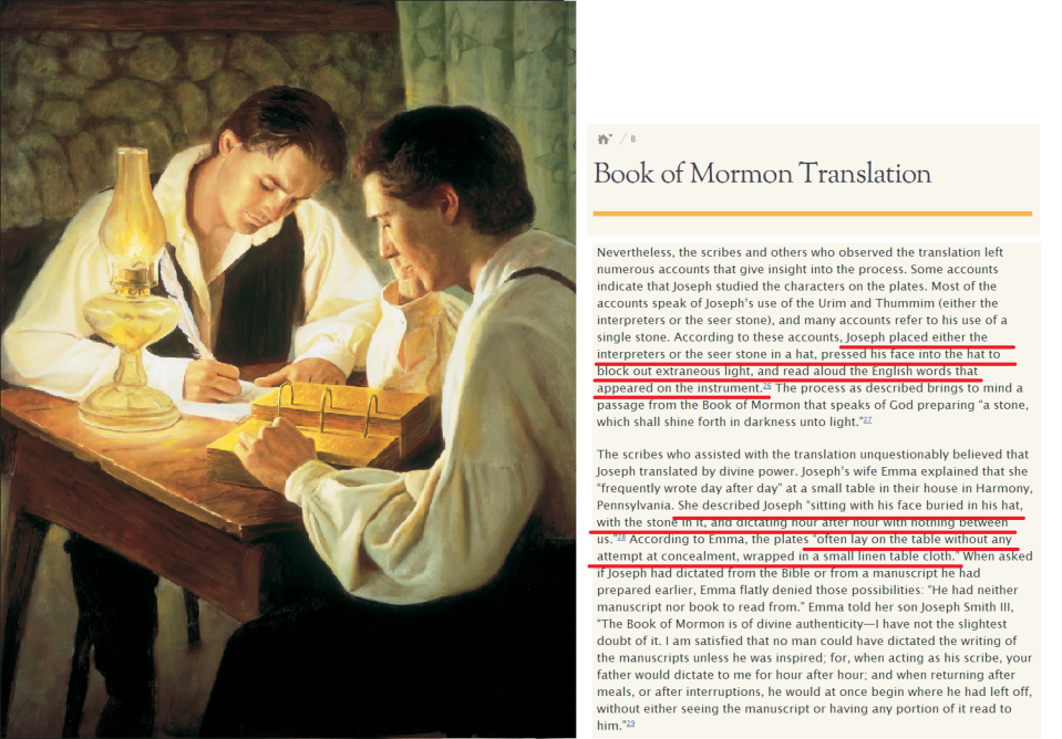 Book of Mormon Translation 1.2