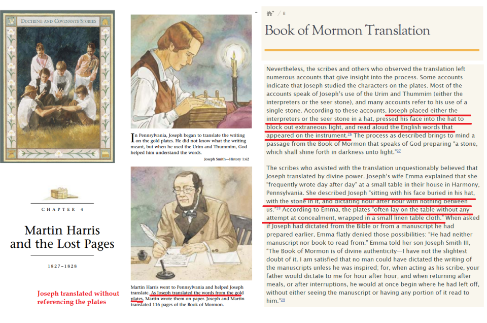 Book of Mormon Translation 1.3