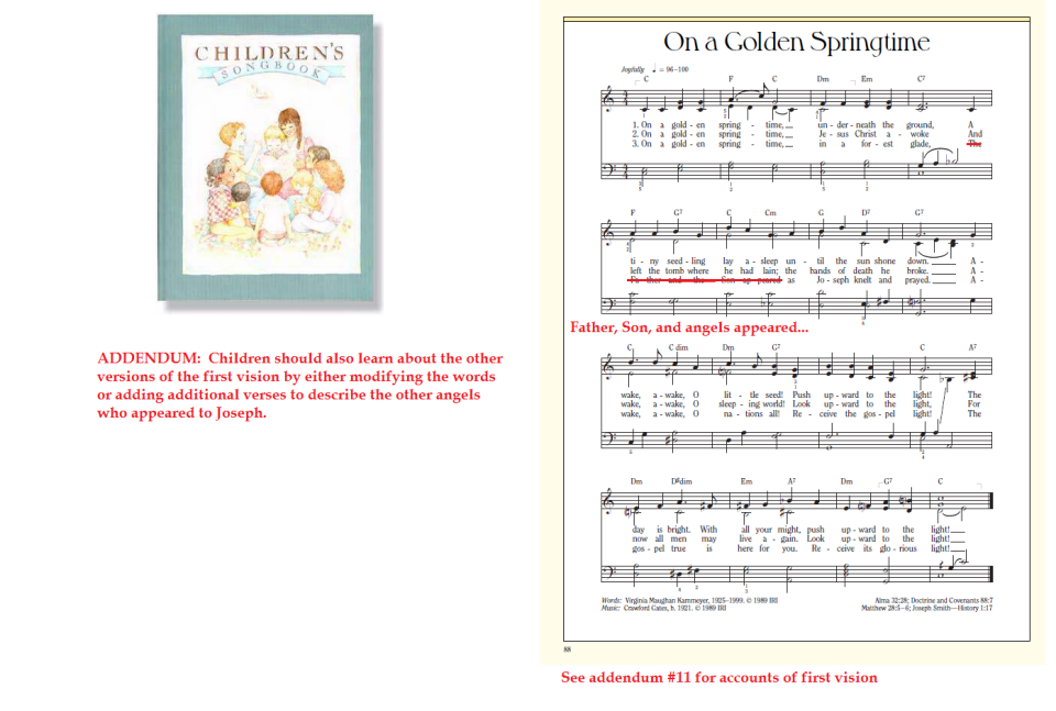 children's songbook 1.1